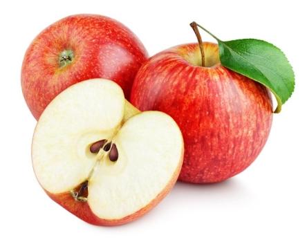 Apple Powder organic, roller-dried